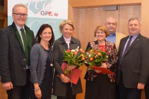 GPA Gruppe mit Jubilaren